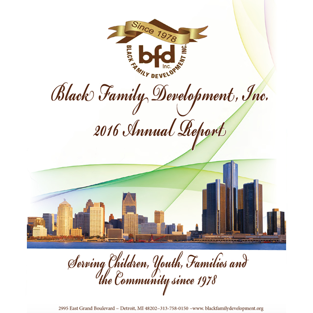 7 Leaders In Detroit S Startup Community To Meet: Black Family Development, Inc